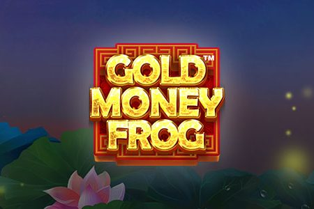 Gold Lucky Frog