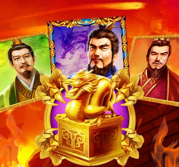 Conquer the Reels in King of 3 Kingdoms Slot by NetEnt