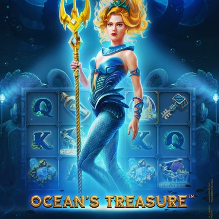 NetEnt awakens the Sea Goddess in Ocean's Treasure Slot