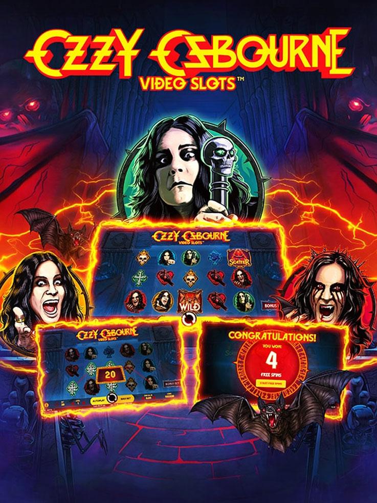 Spiele Ozzy Osbourne - Video Slots Online
