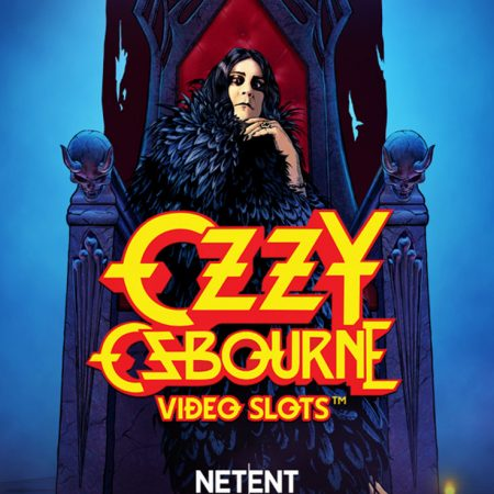 Ozzy Osbourne rocks the slots world in this NetEnt Rocks release