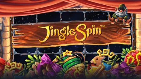 Discover Surprises in Santa's Workshop with Jingle Spin Slot