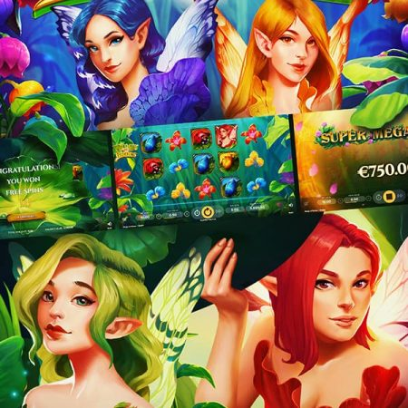 Wings of Riches slot by NetEnt takes you to Winner's Wonderland