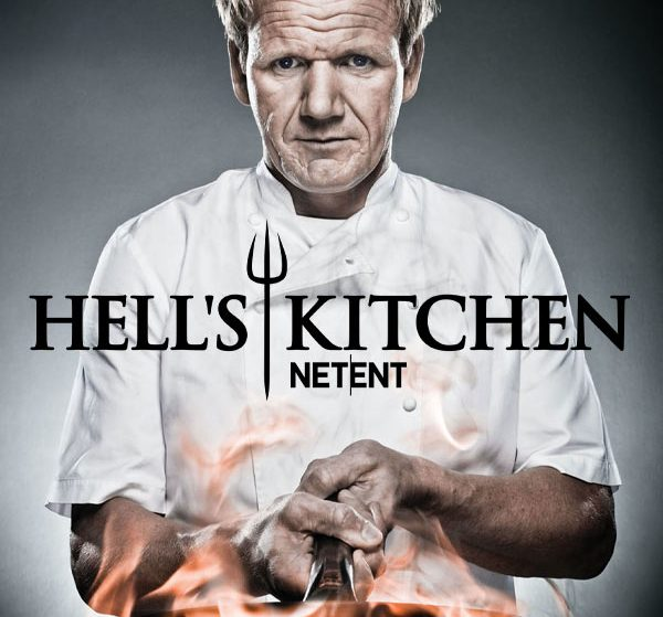 Cook up huge wins with Gordon Ramsay in Hell's Kitchen Slot from NetEnt