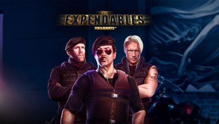 All hell breaks loose in the new 'The Expendables Megaways' slot from Stakelogic