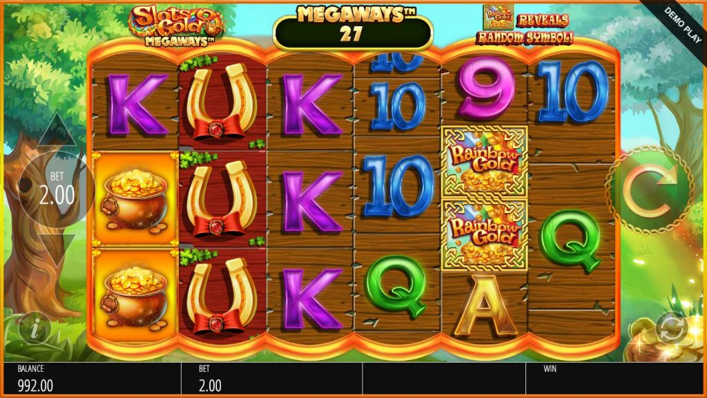 Slots O' Gold Megaways Slot by Blueprint Gaming