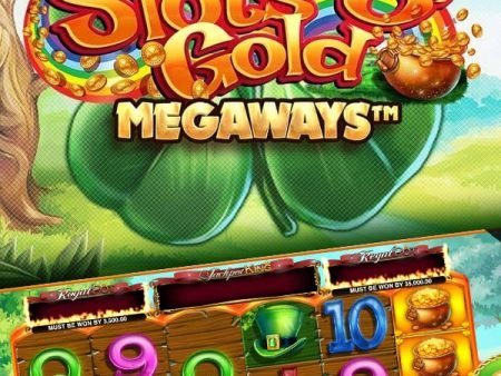Slots O' Gold Megaways brings magical St. Patrick's Day wins