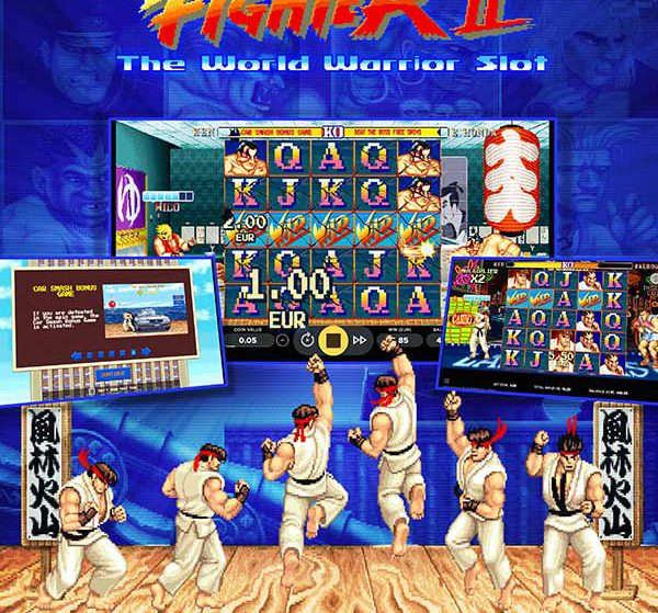 Send a roundhouse kick to the win column with Street Fighter II: The World Warrior Slot by NetEnt