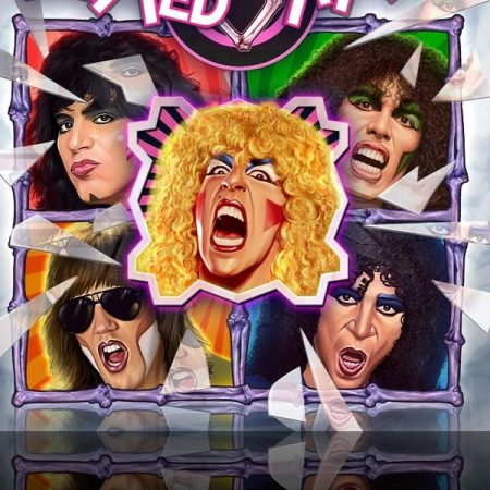 Do YOU Wanna Rock? Play Twisted Sister Slot