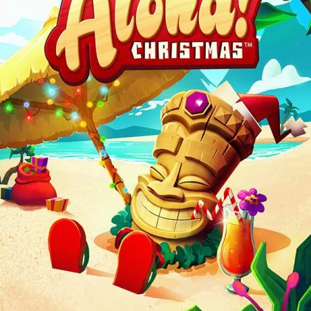 Sunny wins await in Aloha! Christmas slot from NetEnt!