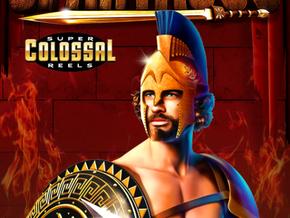 Battle in the Gladiator's Arena with Spartacus Super Colossal Reels