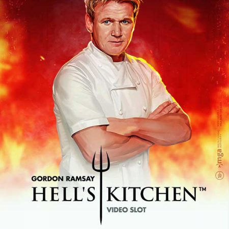 Attention chefs! Heat up the kitchen with Hell's Kitchen slot from NetEnt