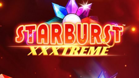 The stars are aligning for massive entertainment in Starburst XXXtreme!